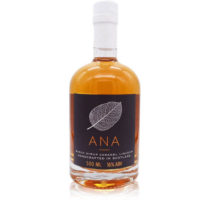 Buck & Birch - ANA Birch Syrup Caramel Liqueur (500ml) - Edinburgh Booze Delivery