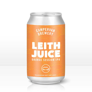 Campervan Brewery - Leith Juice (330ml) - Edinburgh Booze Delivery