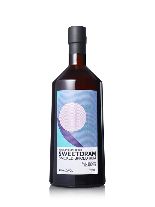 Sweetdram - Smoked Spice Rum (700ml) - Edinburgh Booze Delivery