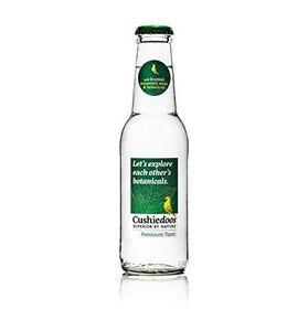 Cushiedoos - Tonic Water (6x200ml) - Edinburgh Booze Delivery