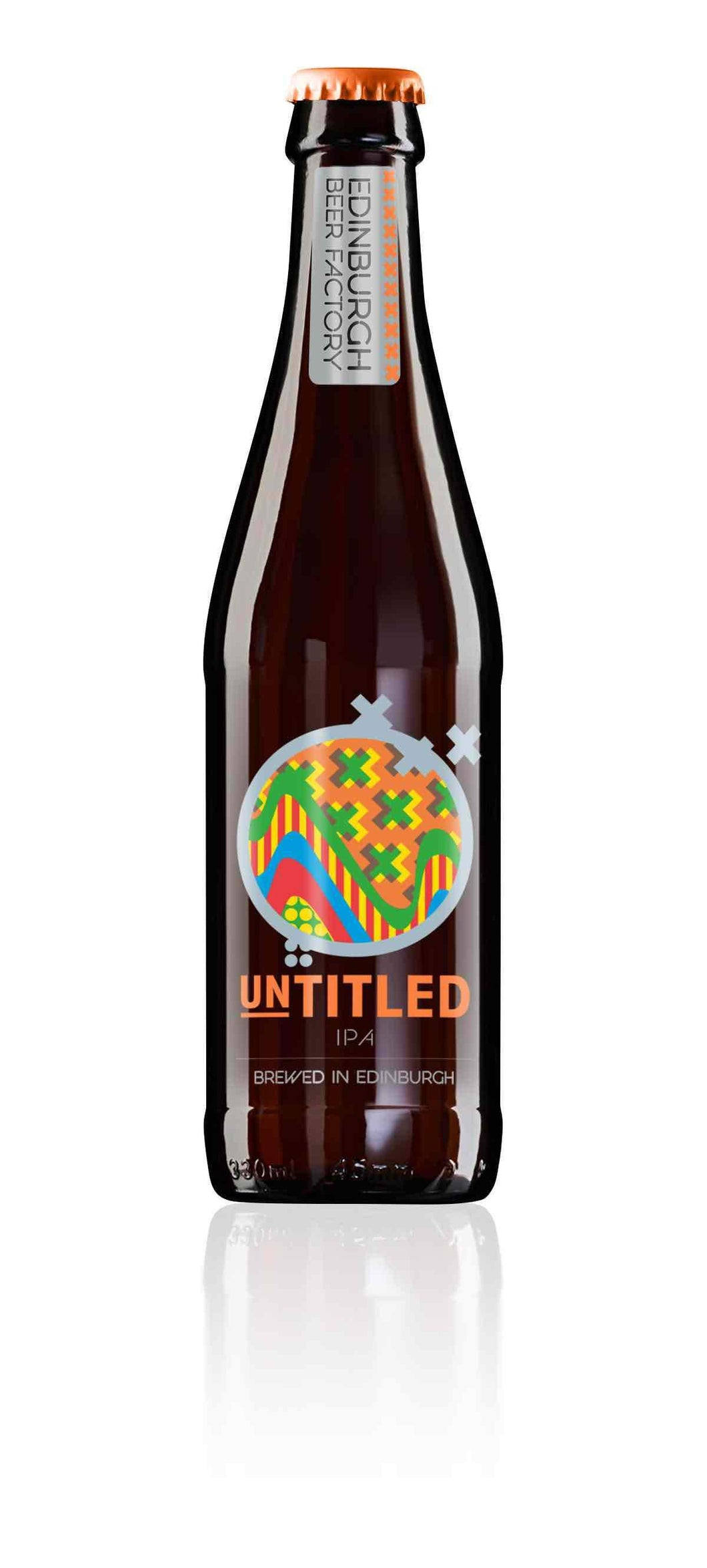 Edinburgh Beer Factory - Untitled IPA (330ml) - Edinburgh Booze Delivery