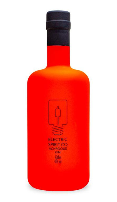 Electric Spirit Co - Achroous Gin (700ml) - Edinburgh Booze Delivery