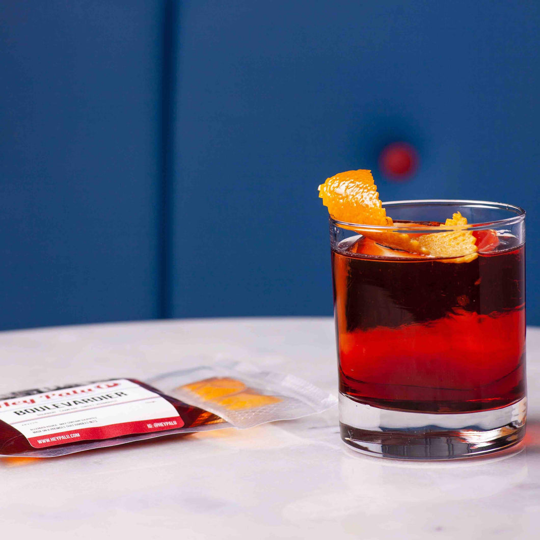 Hey Palu - Boulevardier Cocktail (2 Servings) - Edinburgh Booze Delivery