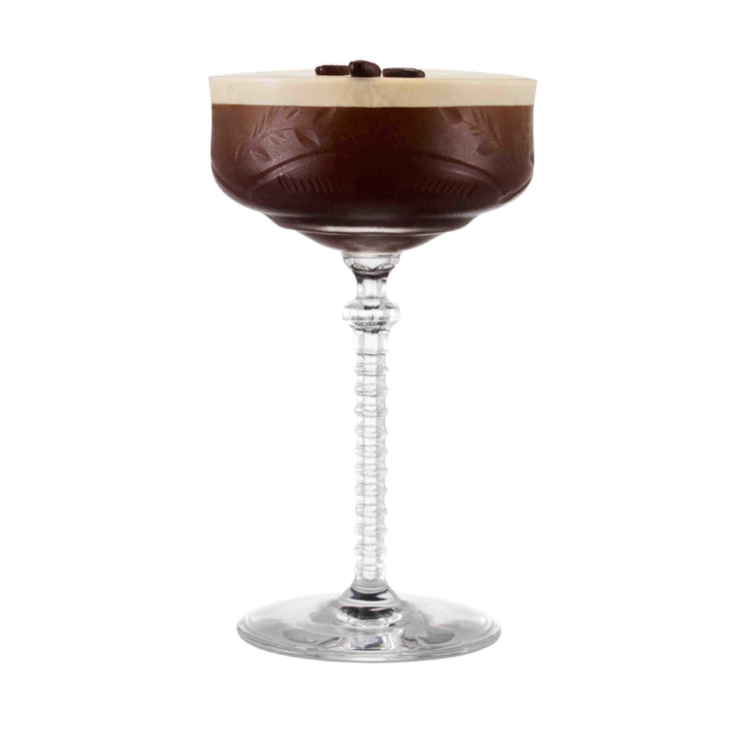 Honeyed Espresso Martini Cocktail (2 Servings) - Edinburgh Booze Delivery