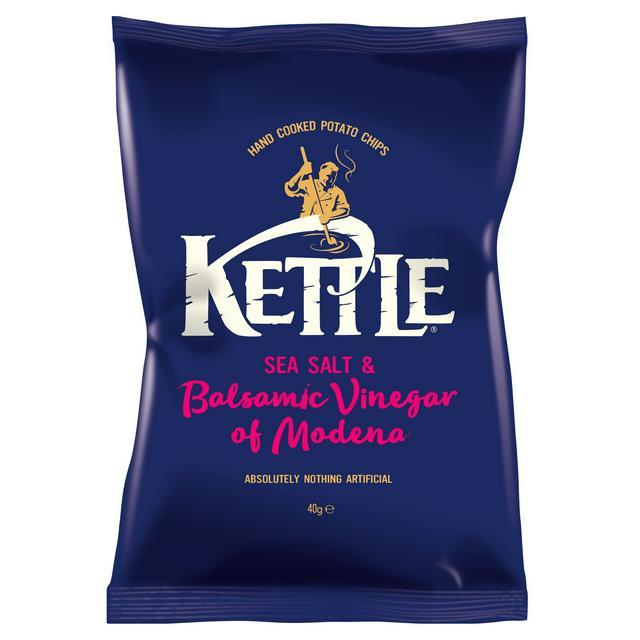 Kettle Chips Balsamic Vindegar (40g) - Edinburgh Booze Delivery