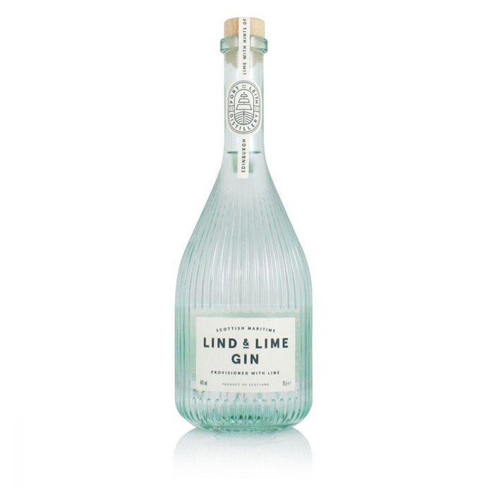 Port of Leith Distillery - Lind & Lime Gin (700ml) - Edinburgh Booze Delivery