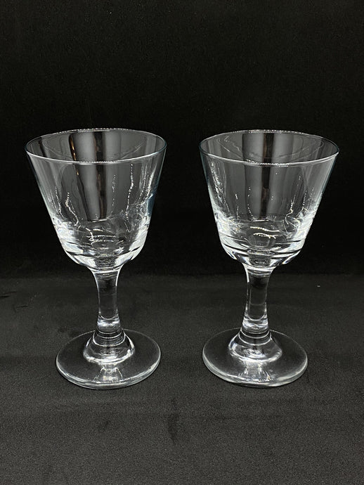 Pair of Vintage Style Whisky Sour Glasses - Edinburgh Booze Delivery