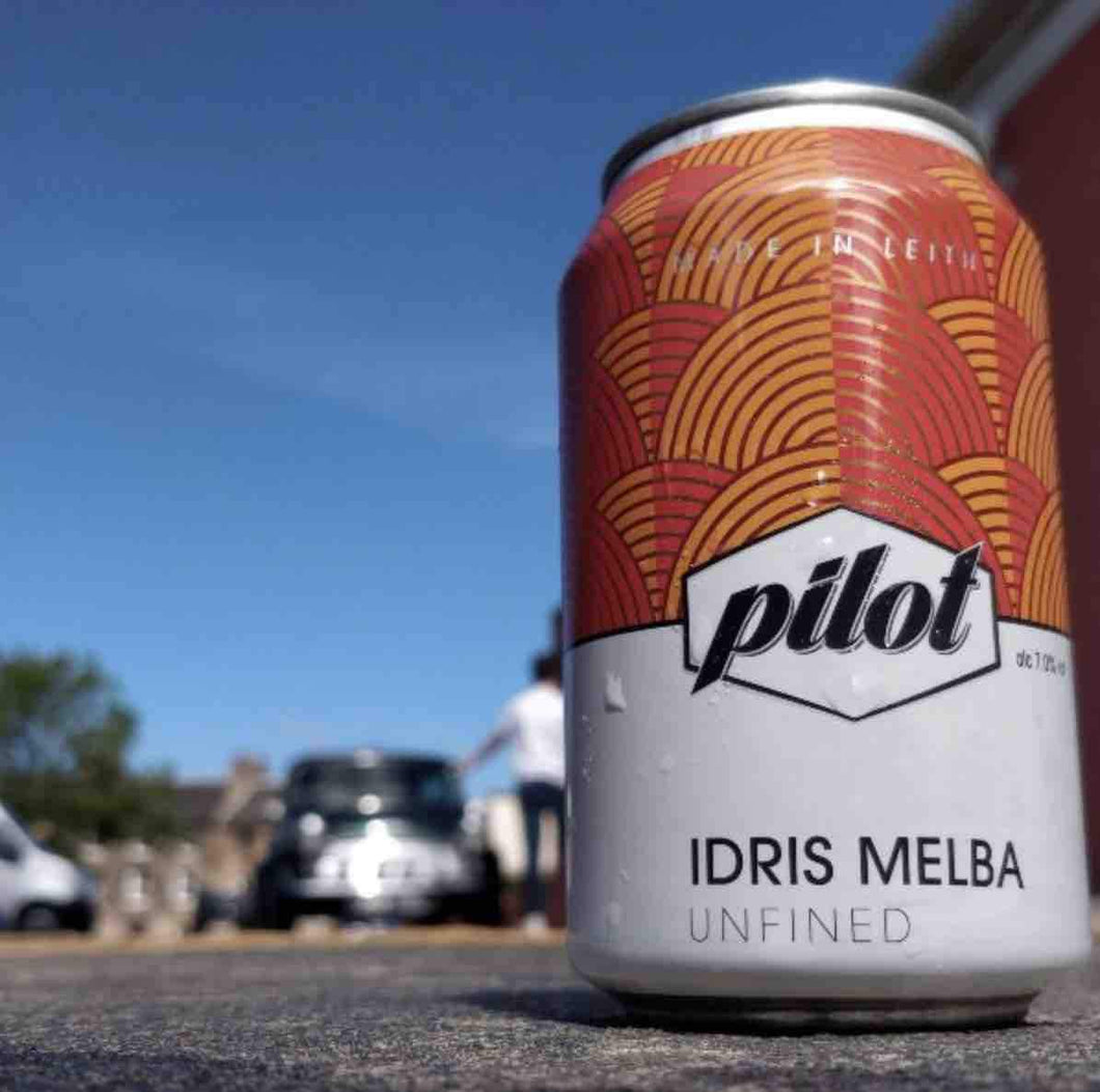 Pilot Beer - Idris Melba (330ml) - Edinburgh Booze Delivery