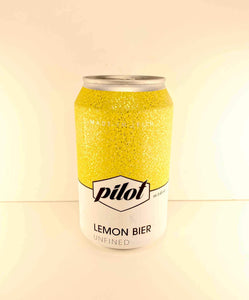 Pilot Beer - Lemon Bier (330ml) - Edinburgh Booze Delivery