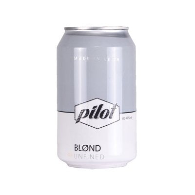 Pilot Beer - Blønd (330ml) - Edinburgh Booze Delivery