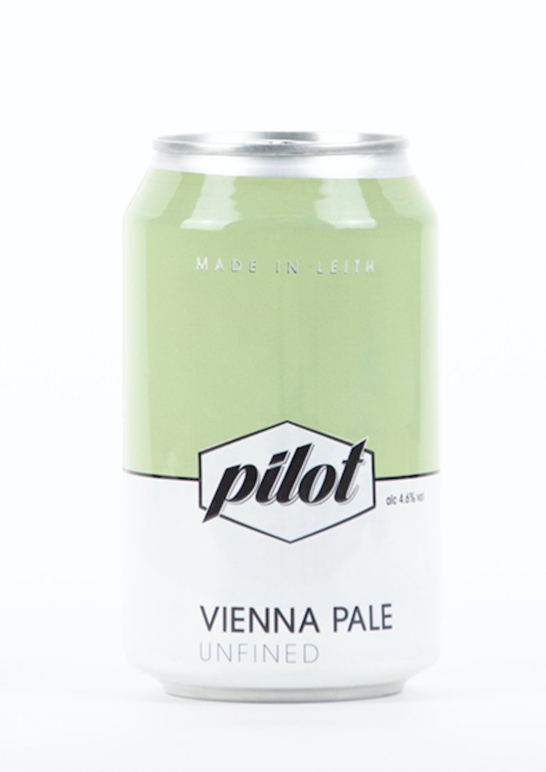 Pilot Beer - Vienna Pale (330ml) - Edinburgh Booze Delivery