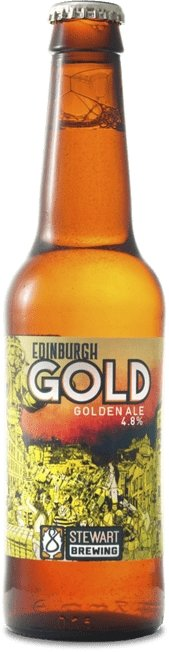 Stewart Brewing - Edinburgh Gold (330ml) - Edinburgh Booze Delivery