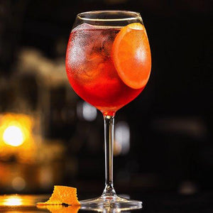 Strawberry Aperol Spritz Cocktail Party (4 Servings) - Edinburgh Booze Delivery
