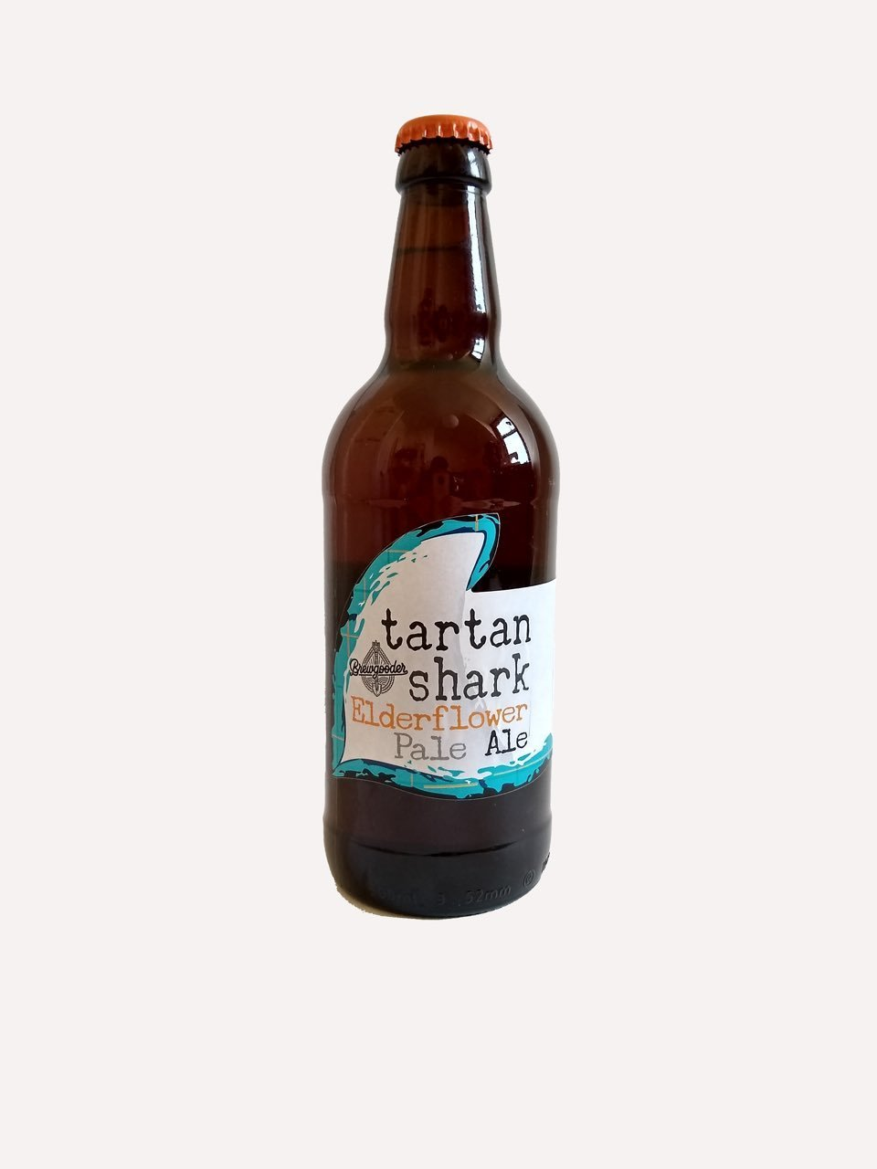 Tartan Shark Brewery - Elderflower Pale Ale (500ml) - Edinburgh Booze Delivery