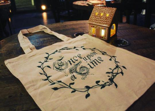 The Pop Up Geeks - Once Upon a time - Tote Bag - Edinburgh Booze Delivery