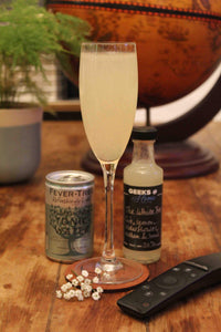 The Pop Up Geeks - The White Tree Cocktail (2 Servings) - Edinburgh Booze Delivery