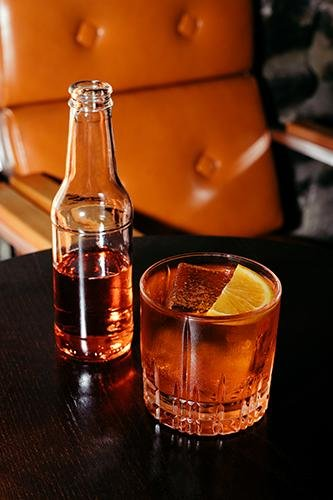 The Raging Bull - Orange Negroni (2 Servings) - Edinburgh Booze Delivery