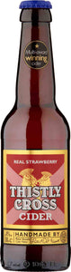 Thistly Cross Cider - Strawberry (330ml) - Edinburgh Booze Delivery
