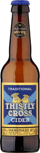 Thistly Cross Cider - Traditional (330ml) - Edinburgh Booze Delivery