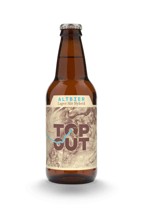 Top Out Brewery - Altbier (500ml) - Edinburgh Booze Delivery