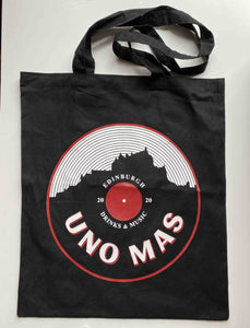 Uno Mas Bar - Tote Bag - Edinburgh Booze Delivery