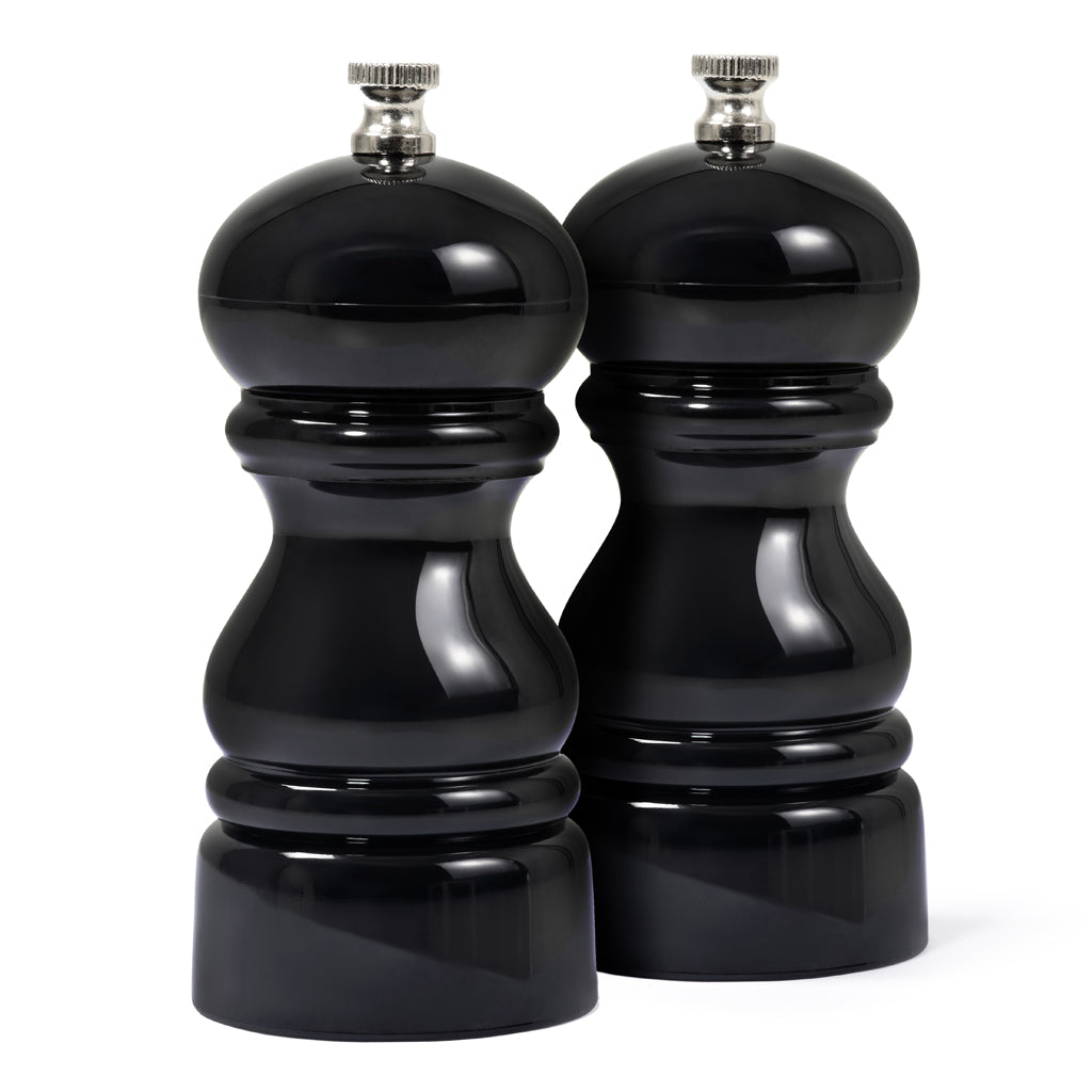 Salt & pepper grinders (pair)