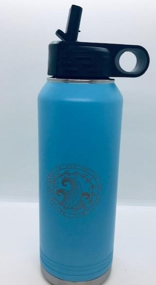 Beverly  Water Bottle - 32 oz. with Straw