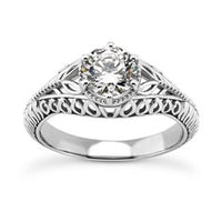 Antique, Vintage, Modern and Fashion Engagement Rings