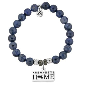 T.Jazelle Massachusetts Home Bracelets