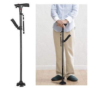 StandAlone™️ - Smart Non-Slip Walking Stick
