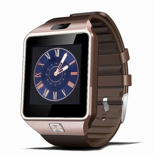Smart Watch Clock With Sim Card Slot and Camera