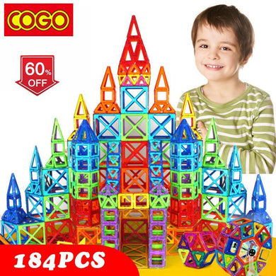 Magnetic Building Block Set