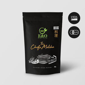 The Chef's Matcha – Free Sample Subscription (5g sample followed by 30g subscription)