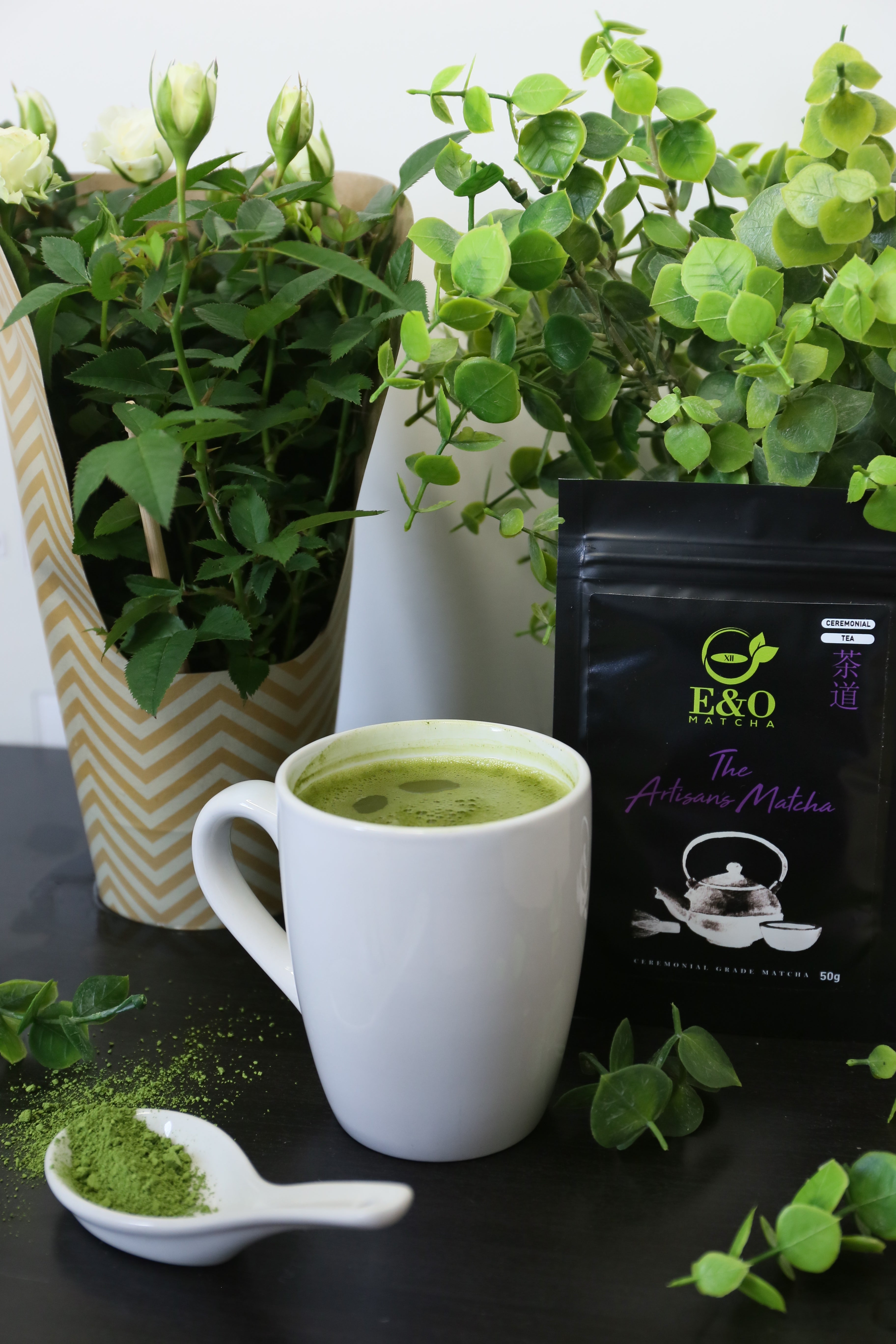 The Artisan's Matcha | Ceremonial Matcha