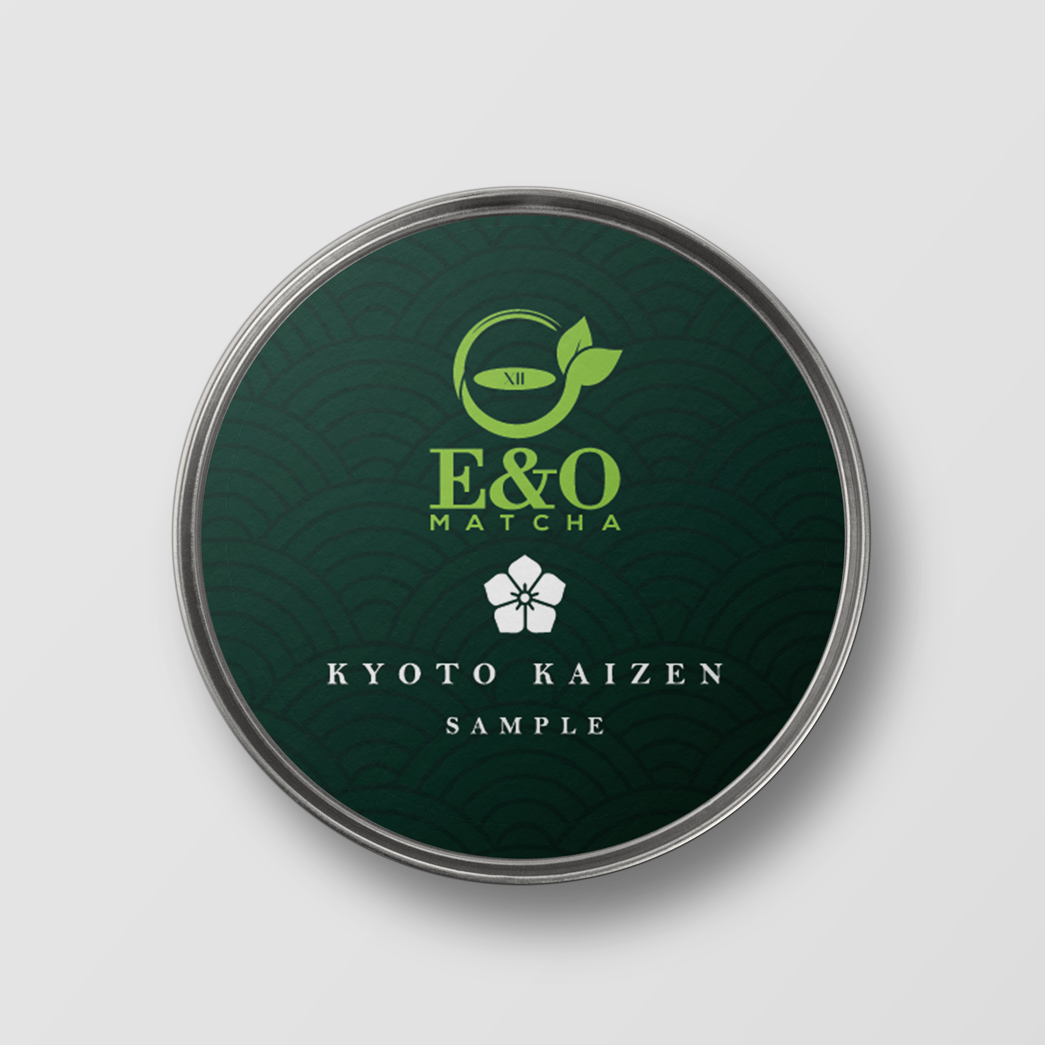 Kyoto Kaizen – Premium Grade Matcha – Free Sample Subscription (5g sample followed by 30g subscription)