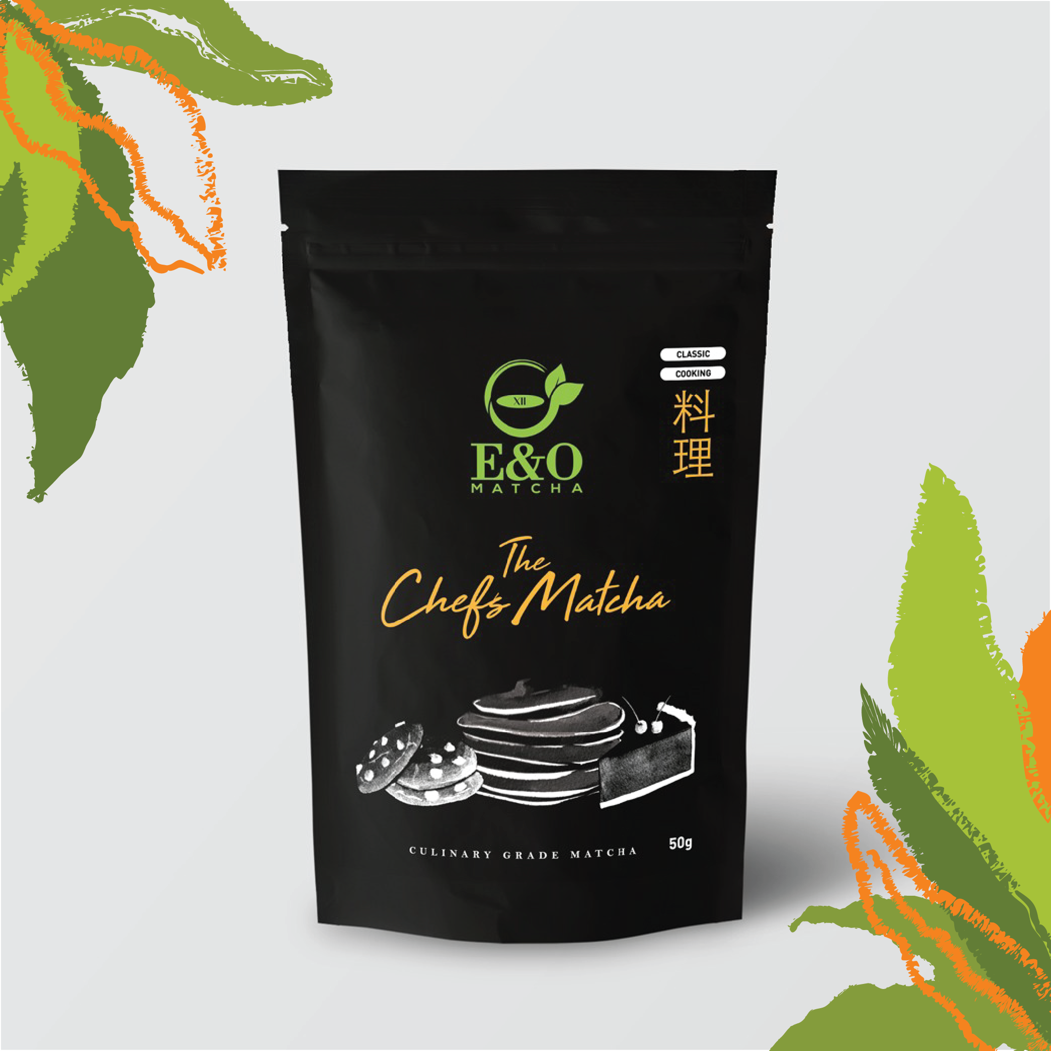 The Chef's Matcha | Culinary Grade Matcha