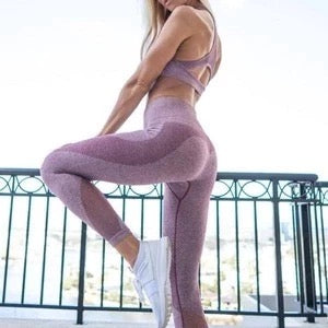 Hip Lifting Yoga Gym Running Leggings