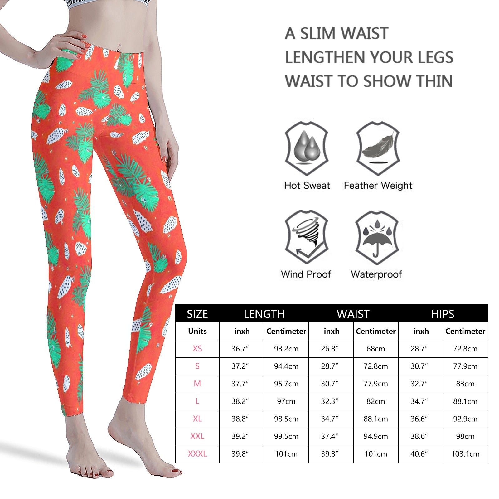 Colorful Xmas Pattern 2 Women's Workout Leggings