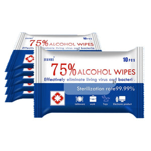 Alcohol Wet Wipes 75%