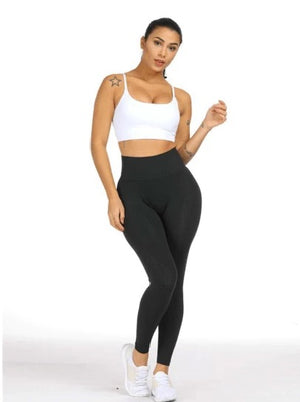 Dreamer High Waist Seamless Workout Leggings