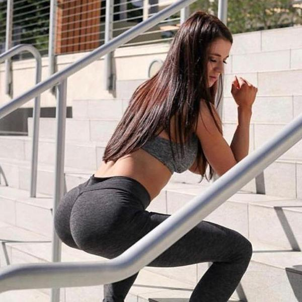 V-Shave Boost Push Up Leggings