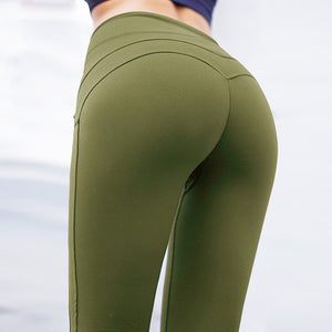 Seamless V-Shape Leggings