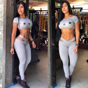 Yoga Pants Fit Fitness Leggings