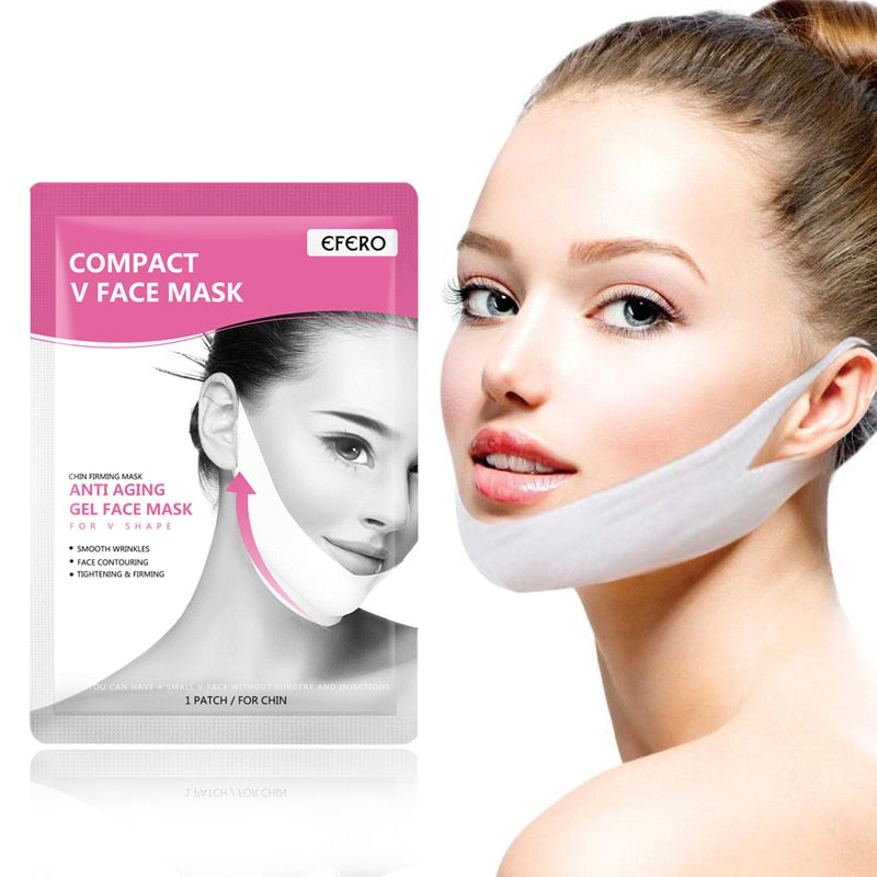 V Face Chin Masks Lifting Slimming Cheek