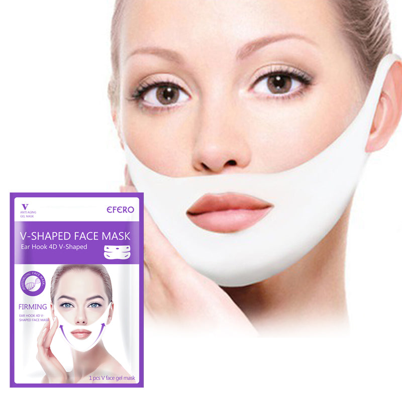Double V Shaped Face Mask