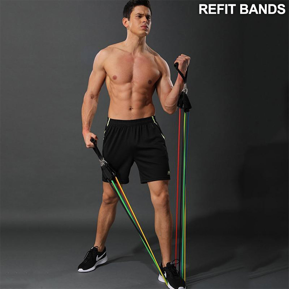 ReFit Bands™️ - Die ultimativen Fitness-Bänder