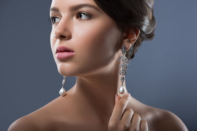 Pearl Earrings - The Essential Item In Every Jewelry Collection