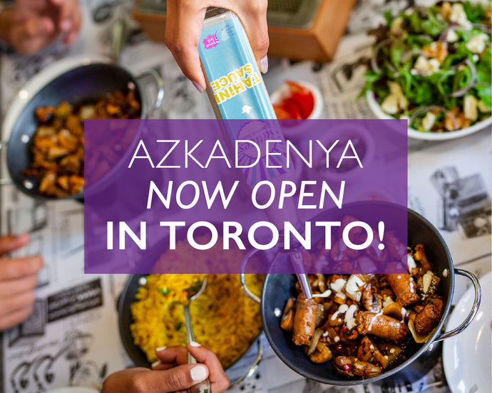Azkadenya now in Toronto