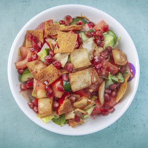 Authentic Fattoush