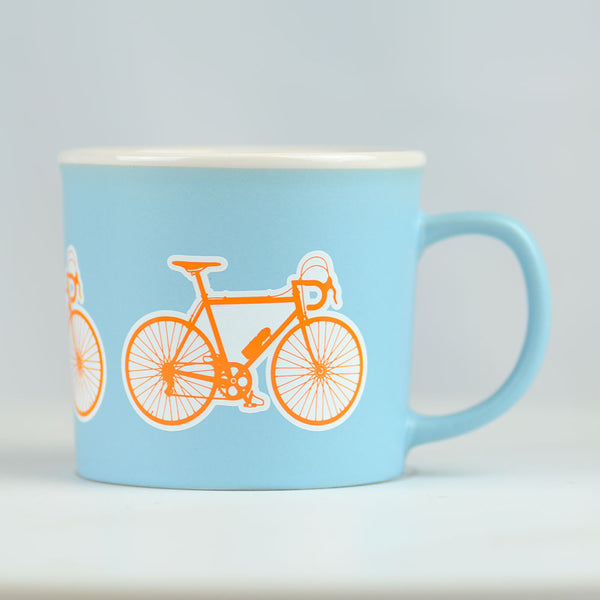 Bike Lover's Coffee Mug